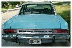 1974 plymouth valiant rear