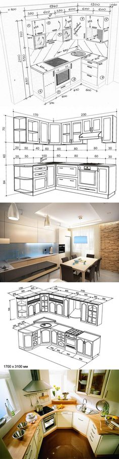 The Best 2019 Interior Design Trends - Interior Design Ideas Kitchen Room Design, Home Room Design, Modern Kitchen Design, Interior Design Living Room, House Design, Kitchen Layout Plans, Cuisines Design, Küchen Design, Furniture Design
