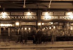 Johnny Foley's Irish House: Johnny Foley's Irish House is a replication of some of the authentic elements that make the great pubs of Ireland truly unique. Johnny Foley's Irish House recalls the days when it was as vital to please the eye as the palette.