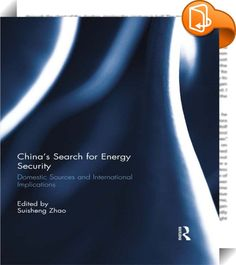China's Search for Energy Security    ::  <P>China's rapid economic growth in the recent decades has produced an unprecedented energy vulnerability that could threaten the sustainability of its economic development, a linchpin to social stability and ultimately the regime legitimacy of the Chinese Communist Party (CCP) as well as the foundation for China's rising power aspirations. What is the Chinese perception of the energy security and challenges, how has the Chinese government resp...
