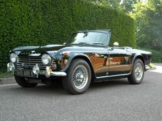 Triumph tr4 iRS would like to have one just to play with