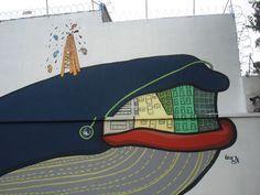   6EMEIA - Murais   Big Walls  
