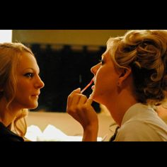Nothing more rewarding than helping your best friend get ready for her big day :)