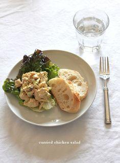 FOOD: Curried Chicken Salad