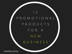 Starting a new business venture or initiative in 2016?  We've got 12 promotional products you need your name on... http://www.arcticblue.net.au/blogs