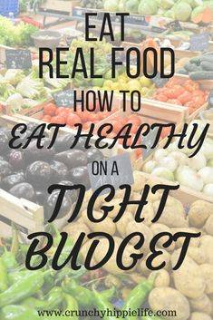 how to eat healthy f