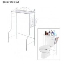 #Ebay #Freestanding #Bathroom #Shelf #Free #Standing #Storage #Organizer #Rack #Towel #Tier