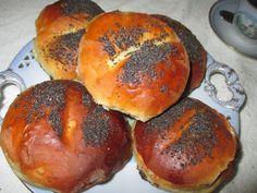 Rundstykker - Danish Breakfast Rolls