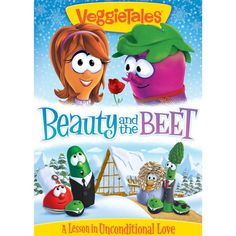 veggietales beauty and the beet DVD giveaway ends 11/24