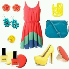Colorful and cutee