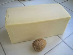 Make soap for your baby using your own breastmilk, luxurious ingredients in this recipe: