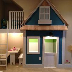 Under-Stair Playhouse