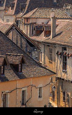 Saint-cirq-Lapopie, Lot, Quercy   Flickr: partage de photos!