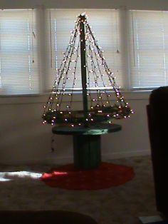 Homemade Christmas Tree...