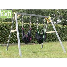 EXIT Swingbag black/pink