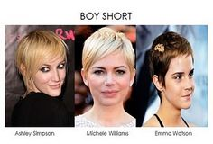 SEXY BOY SHORT HAIR