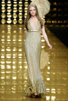 Elie Saab Spring 2007 Ready-to-Wear Collection