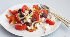 Ensalada Griega con queso feta