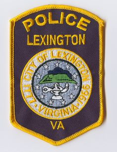 police department patches in virginia   Virginia Police Dept. Patches