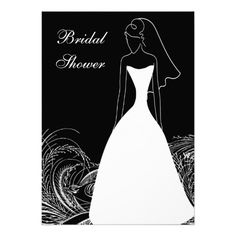 ShoppingElegant black and white Bridal Shower Invitationin each seller & make purchase online for cheap. Choose the best price and best promotion as you thing Secure Checkout you can trust Buy best