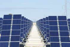 A new study says that solar panels should simply face west, not south.