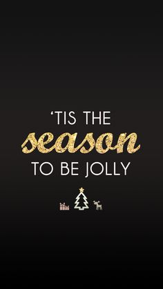 tis-the-season-to-be-jolly-black-iphone-wallpaper-free.png (750×1334)