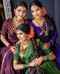 Indian Wedding Wear, Saree Wedding, Indian Wear, Tamil Wedding, Indian Weddings, Cutwork Blouse Designs, Fancy Blouse Designs, Indian Designer Outfits, Indian Outfits
