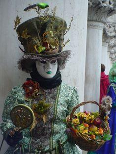 Looks kinda Steampunkish ~Carnevale di Venezia~