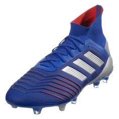 08eafa8d5 adidas Predator 19+ FG Soccer Cleat Active Red/Solar Red/Core Black ...