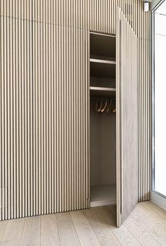 Bedroom Closet Design, Bathroom Interior Design, Home Building Design, Building A House, Living Room Tv Unit Designs, Hallway Designs, Modern House Design, Interior Architecture, New Homes