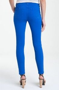 nordstrom jeans | Blue Essence Skinny Twill Ankle Jeans (Nordstrom Exclusive)