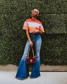 Boutique le look de signé. Fall Fashion Outfits, 70s Fashion, Modest Fashion, Autumn Fashion, Fashion Looks, Cute Casual Outfits, Chic Outfits, Moda Afro, Moda Vintage