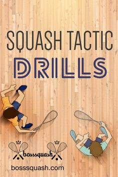 Squash Drills for Beginners - BossSquash Squash Game, Solo Player, Take A Shot, Drills, Things That Bounce, Graphics, Sports, Hs Sports, Graphic Design