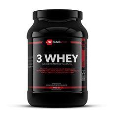 3 Whey 900 g - Proteína | Prozis Sport