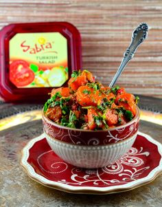 Turkish Carrot Salad This simple carrot salad goes with any barbecue dinner.