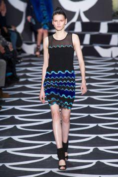 Diane Von Furstenberg F/W 2014