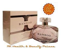 BAMBOO WOMEN'S PERFUME, EDP 3.4 oz, IMPRESSION OF GUCCI BAMBOO, NEW IN BOX! #Bamboo