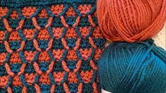 How to Mosaic crochet the X crossed stitch pattern! Because Crochet is a relaxing and valuable use of our time! How to Stop Tunisian Crochet from Curling: ht. Crochet Quilt, Crochet Books, Tapestry Crochet, Knit Or Crochet, Crochet Motif, Crochet Afghans, Crochet Stitches Patterns, Stitch Patterns, Knit Picks Yarn