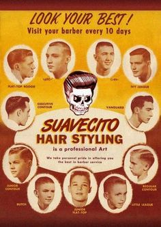 {Suavecito Hair Style}