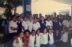 Colegio Inglés Hidalgo, 1999-2000.