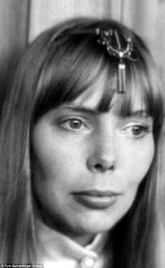 Joni Mitchell and Tom Gundelfinger O'Neal became firm friends in the 1960's and early 1970's and continued their friendship through the next two decades
