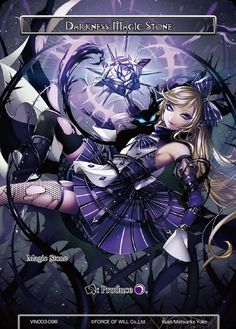 Dark Magic Stone alt with Dark Alice