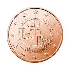 5 cents San Marino 2002