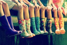 Gumboots:)