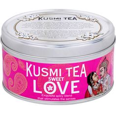 sweet sweet love - the best tea in all the lands
