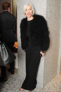 Linda Fargo (Bergdorf Goodman) vis Style.com
