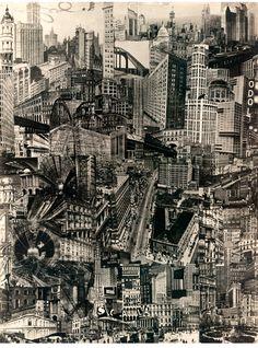 Cut 'n' Paste: From Architectural Assemblage to Collage City Metropolitan Musem of Art New York City, USA