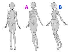多彩なポージングを作ろう! 面を使ったポーズの描き方|イラストの描き方 面を意識して、傾きやひねりの動作に加えよう 1/2 How to Draw Diverse Poses by Thinking About Surfaces | Illustration Tutorial Twist and tilt the surfaces to create movement 1/2