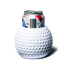 Drink Containers & Thermoses Bigmouth Inc - Sports Golf Ball Drink Can Bottle Beer Soda Foam Cooler Kooler & Garden Stainless Steel Cups, Stainless Steel Travel Mug, Coffee Bottle, Beer Bottle, King Food, Maze Puzzles, Drink Containers, Gifts For Golfers, Thing 1