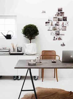 OFFICE INSPIRATION BY DANIELLA WITTE - Lovenordic Design Blog
